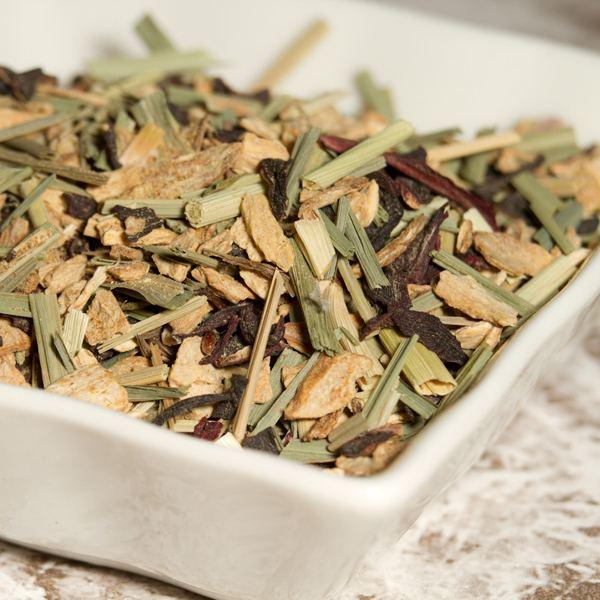 Organic Teas category